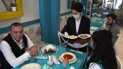 Restoranlarda 'Koronavirüs' önlemi