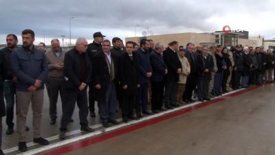 hain saldiri -  Şehit Müdür Yardımcısı Turan'ın naaşı memleketi Elazığ'a getirildi