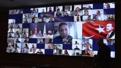 AK Parti'de toplantılar telekonferans yoluyla yapılıyor - ANKARA