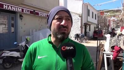 isaf -  Bozcaadalı konaklama işletmecilerinden turistlere 'Evde kal' çağrısı