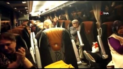 sehirlerarasi otobus -  Sağlık çalışanlarına şehirlerarası otobüste destek