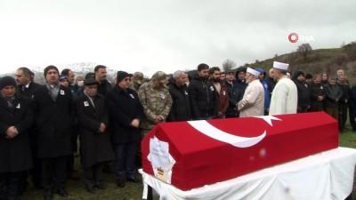hain saldiri -  Şehit Müdür Yardımcısı Turan son yolculuğuna uğurlandı