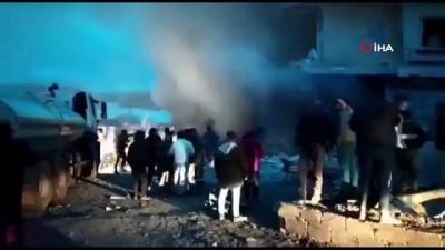 - Suriye'de bombalı araçla saldırı: 2 ölü