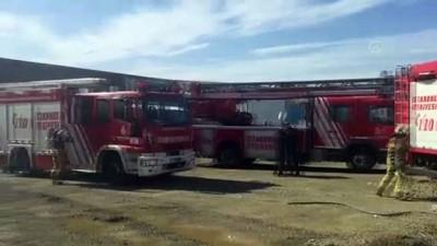 Kartal'da yangın - İSTANBUL
