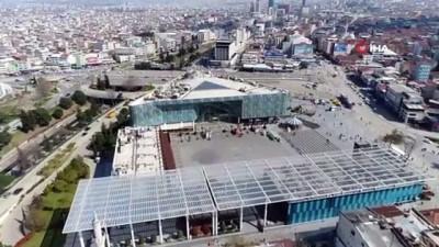 supermarket -  Bursa'da 2 AVM kapandı, 5 AVM de, süresini kısalttı