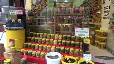 Korona virüsü turşu ve turşu suyu satışlarını artırdı