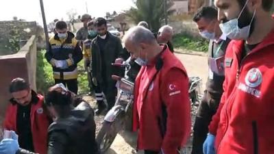 Türkiye'den Afrin'de yeni tip koronavirüse karşı bilgilendirme çalışması - AFRİN