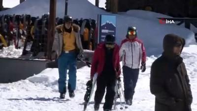 teleferik - Korona virüs kayak sporunu da vurdu