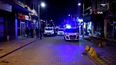Malatya'da silahlı kavga: 1 yaralı
