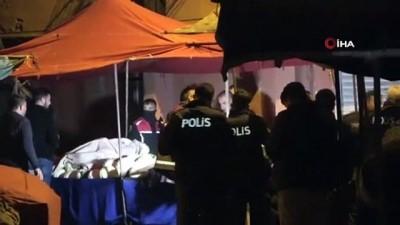 Adana'da pazar yerinde silahlı bıçaklı kavga: 1 ölü 2 yaralı