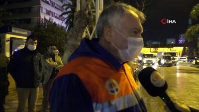 """Başkan Karalar'dan Adanalılara uyarı: 'Korona'ya delikanlılık yapmayalım"""""""