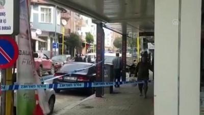 İşyerine pompalı tüfekle saldırı - İZMİR