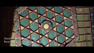 Saraybosna'daki tarihi Başçarşı Camisi'nin restorasyonu tamamlandı