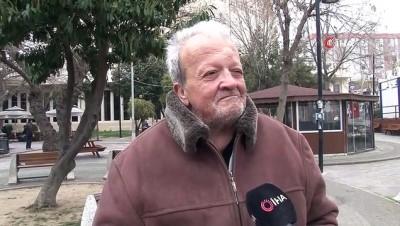 emekli maasi -  64 yaşında dışarı çıkan adamdan ilginç savunma