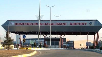 kis turizmi - Erzurum Havalimanı'nda sis nedeniyle uçuş iptallerine 'CAT 3A'lı çözüm - ERZURUM