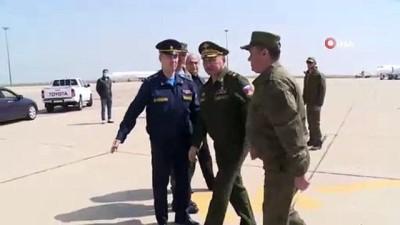 idlib -  - Rusya Savunma Bakanı Şoygu, Suriye'de Esad ile görüştü