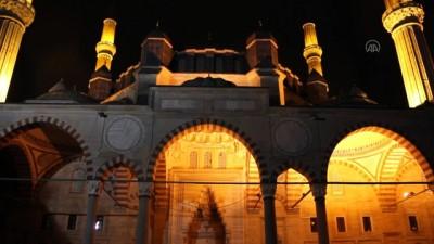 Selimiye'de koronavirüs salgınının son bulması için dua edildi - EDİRNE