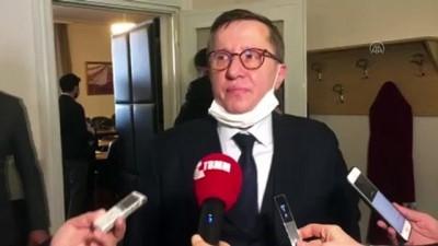 siyasi partiler - AK Parti'den siyasi partilere infaz düzenlemesi ziyareti - TBMM