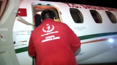 caga - Çin'den koronavirüs için getirilen ilaçlar 40 şehre dağıtıldı