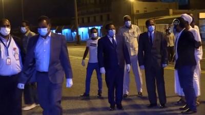 Çinli iş adamı Jack Ma'dan Sudan'a tıbbi malzeme yardımı - HARTUM