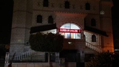 Doğu Akdeniz'de koronavirüs salgınına karşı camilerde dua edildi - MERSİN/ADANA
