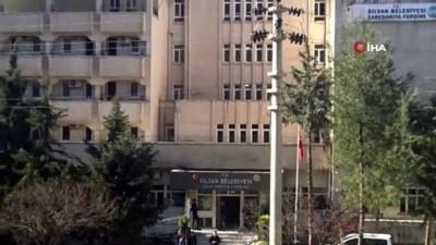 Kaymakam Uslu Silvan Belediyesi'ne kayyum olarak atandı