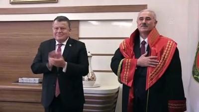 Yargıtay Başkanlığına seçilen Akarca, görevi Cirit'ten devraldı (1) - ANKARA