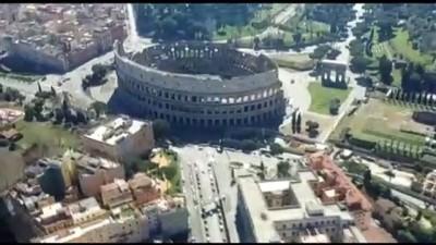bakanlar kurulu - İtalya'da karantinaya havadan denetim - ROMA
