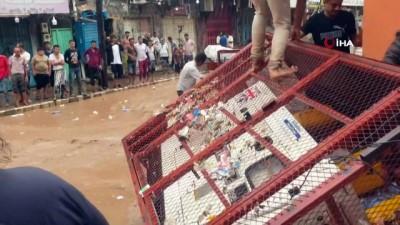 - Yemen'de sel felaketi: 2 ölü