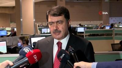 """Ankara Valisi Vasip Şahin """"Vefa Sosyal Destek Grup"""" çalışmaları hakkında bilgiler verdi"""