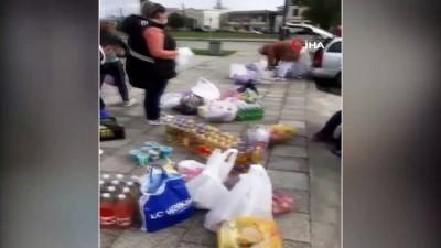 olaganustu hal -  - Gürcistan'da hayırseverden ailelere yardım