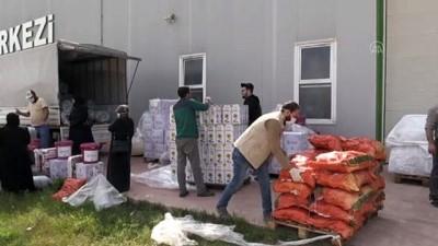 Katarlı hayırseverlerden Suriyelilere yardım - KİLİS