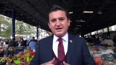 Kumluca'da koronavirüs tedbirleri - ANTALYA