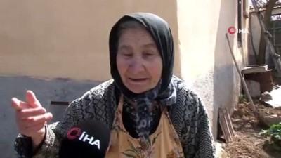 isaf -  Sosyal medyada 'Üzümler olunca da gelin' diye tanınan Tevhide Yalçın gözü yaşlı bekliyor