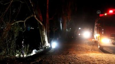 Aracın düştüğü dereden ceset çıkarıldı (2) - ANTALYA