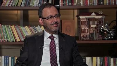 Bakan Kasapoğlu: 'Bu süreci çok güçlü bir şekilde yönetiyoruz' - ANKARA