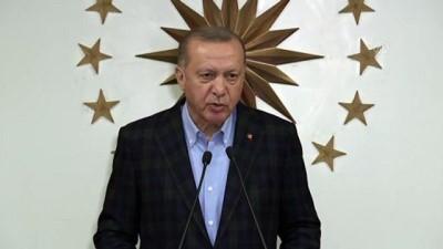Cumhurbaşkanı Erdoğan: 'Hamdolsun ilaç ve gıda konusunda hiçbir sıkıntımız yoktur' - İSTANBUL