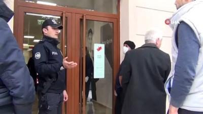 calisma saatleri -  İnegöl'de polis mesafe nöbetinde