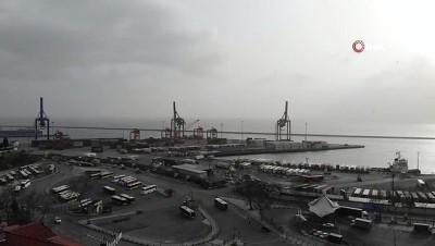Ukrayna'dan geminin gelmesiyle Haydarpaşa Limanı'nda yaşanan hareketliliğin detayları ortaya çıktı