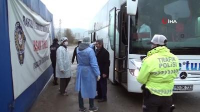 Bartın'a şehir dışından gelenlere 14 gün evden çıkmama şartı