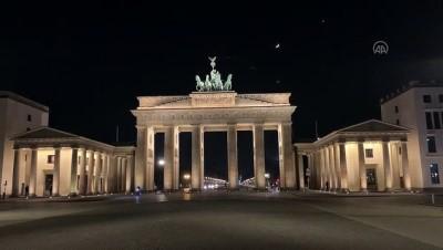 'Dünya Dayanışma Saati' etkinliği - BERLİN