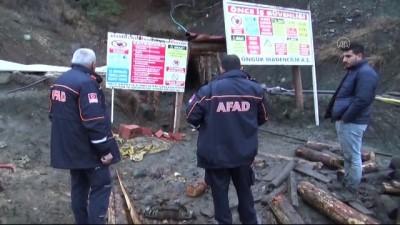 Kömür ocağında karbonmonoksitten etkilenen 4 işçiden 1'i öldü - ÇANKIRI