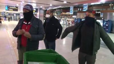 ucus yasagi -  Sabiha Gökçen Havalimanı'nda tüm uçuşlar geçici bir süreliğine durduruldu