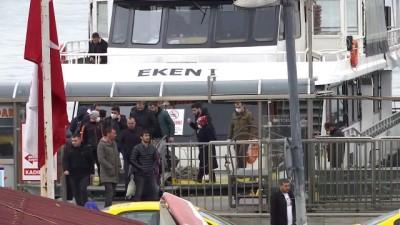 Tarihi yarımada sessizliğe büründü (2) - İSTANBUL