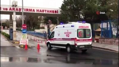 umre -  Ankara'da tahliye bekleyen umrecilerin bazılarının 'Korona virüs' testleri pozitif çıktı