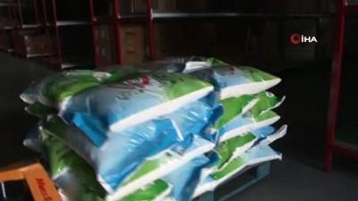 benin -  Diyarbakırlı iş adamı, sağlık çalışanlarına bor madeninden üretilen 1 ton deterjan hibe etti