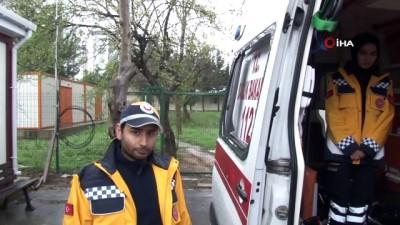 ambulans soforu -  Pendik'te saldırıya uğrayan 112 sağlık ekipleri o anı anlattı