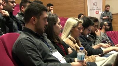 İnşaat sektörü uzmanları, Atılım Üniversitesi'nde öğrencilerle buluştu