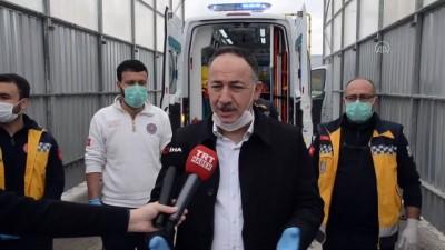 toplu tasima - 'Araç Dezenfeksiyon Tüneli' açıldı - KIRIKKALE