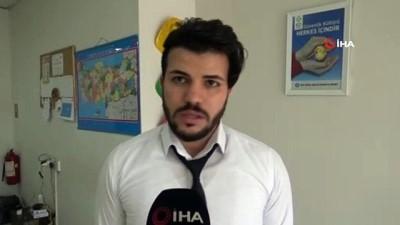 Diyarbakır'da inşaat işçilerine korona virüs uyarısı